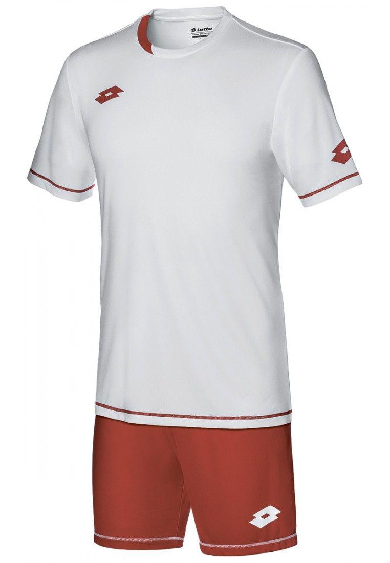 Футбольная форма мужская (шорты, футболка) Lotto KIT SIGMA EVO S3703