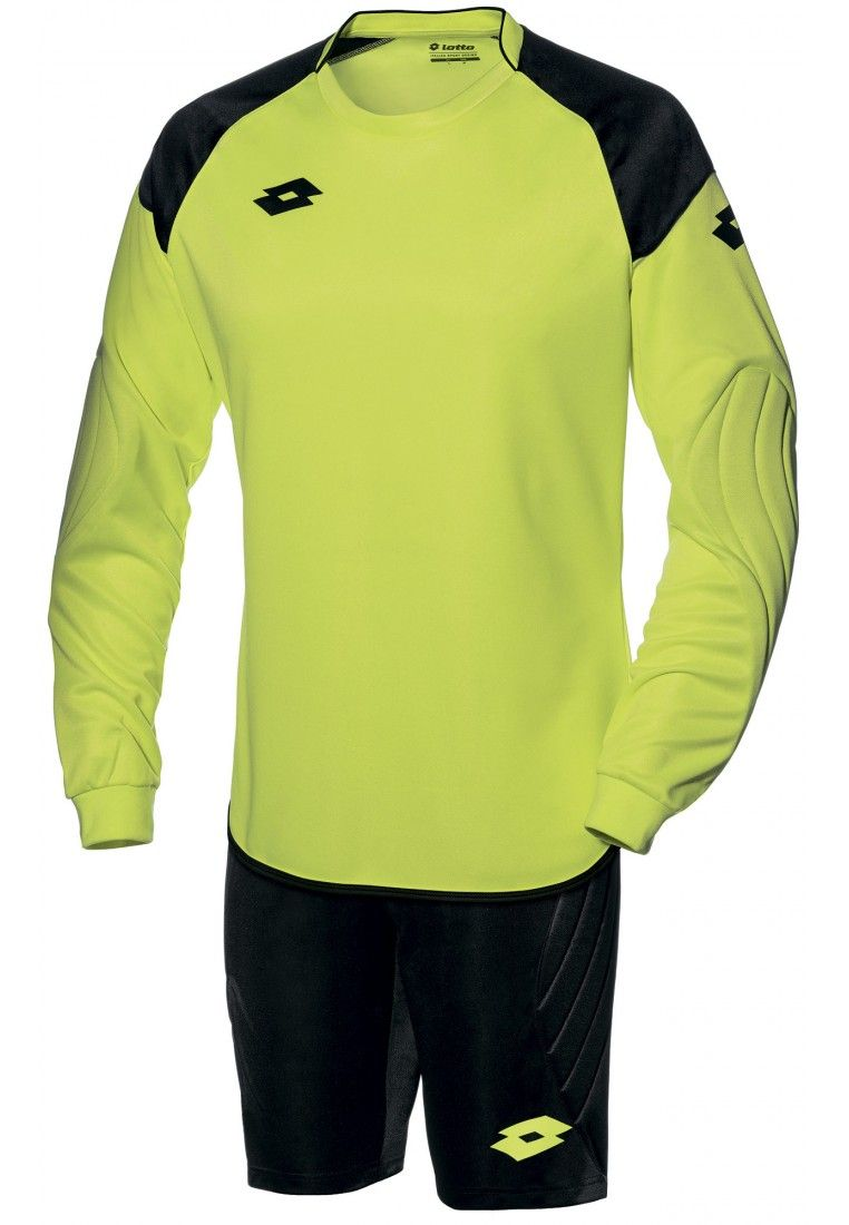 Вратарская форма мужская (шорты, реглан) Lotto KIT LS CROSS GK S3715