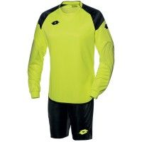 Комплект вратарской формы детский (шорты, реглан) Lotto KIT LS CROSS GK S3744
