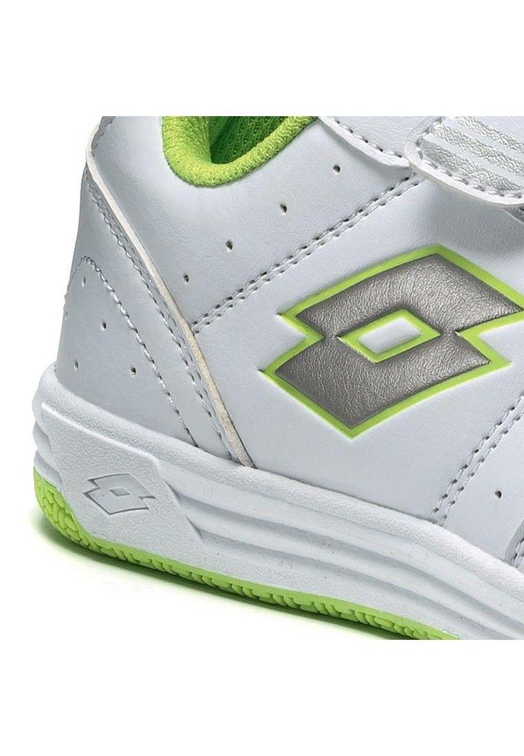 Кроссовки теннисные детские Lotto SET ACE X CL SL S3860