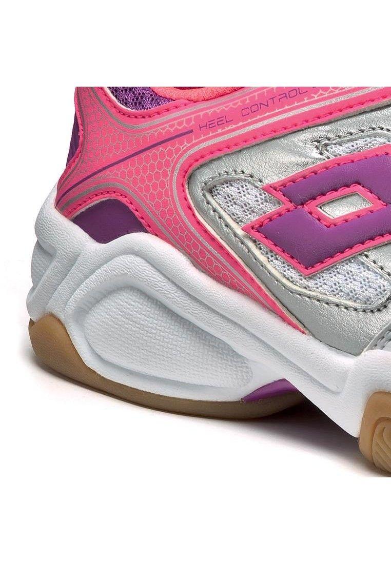 Кроссовки для бадминтона детские Lotto JUMPER VI JR L S3909