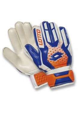 Перчатки для вратарей Вратарские перчатки детские Lotto GLOVE GK SPIDER 900 JR S4049