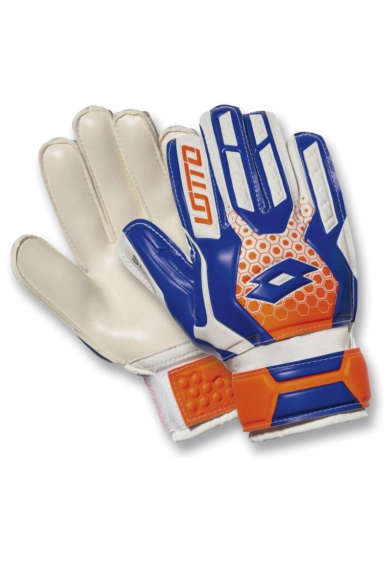 Вратарские перчатки детские Lotto GLOVE GK SPIDER 900 JR S4049