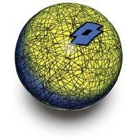 Мяч футбольный Lotto BALL FB500 LZG 4 S4082