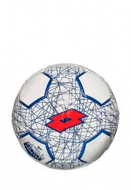 Сороконожки мужские Lotto SOLISTA 700 II TF 211222/23A Мяч футбольный мужской Lotto BALL FB700 LZG 4 S4069