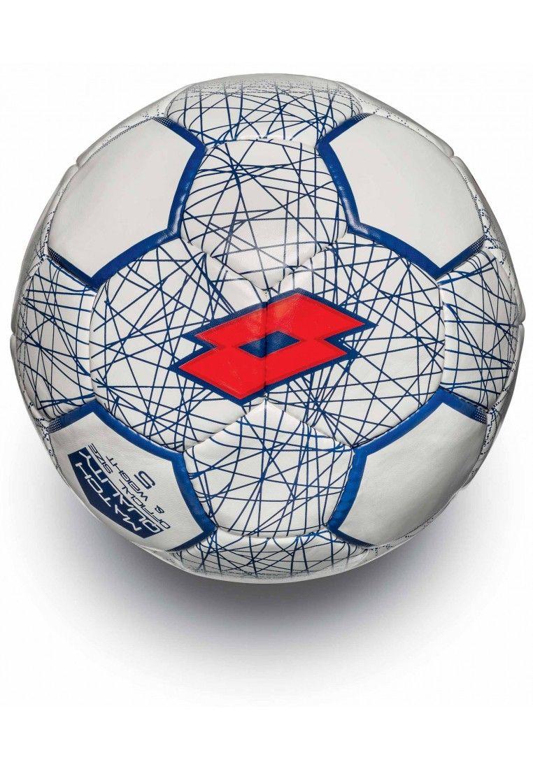 Мяч футбольный Lotto BALL FB700 LZG 5 S4072