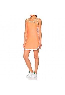 Кроссовки теннисные женские Lotto MIRAGE 300 CLY W 210740/1QU Теннисное платье женское Lotto SHELA III DRESS W S5597