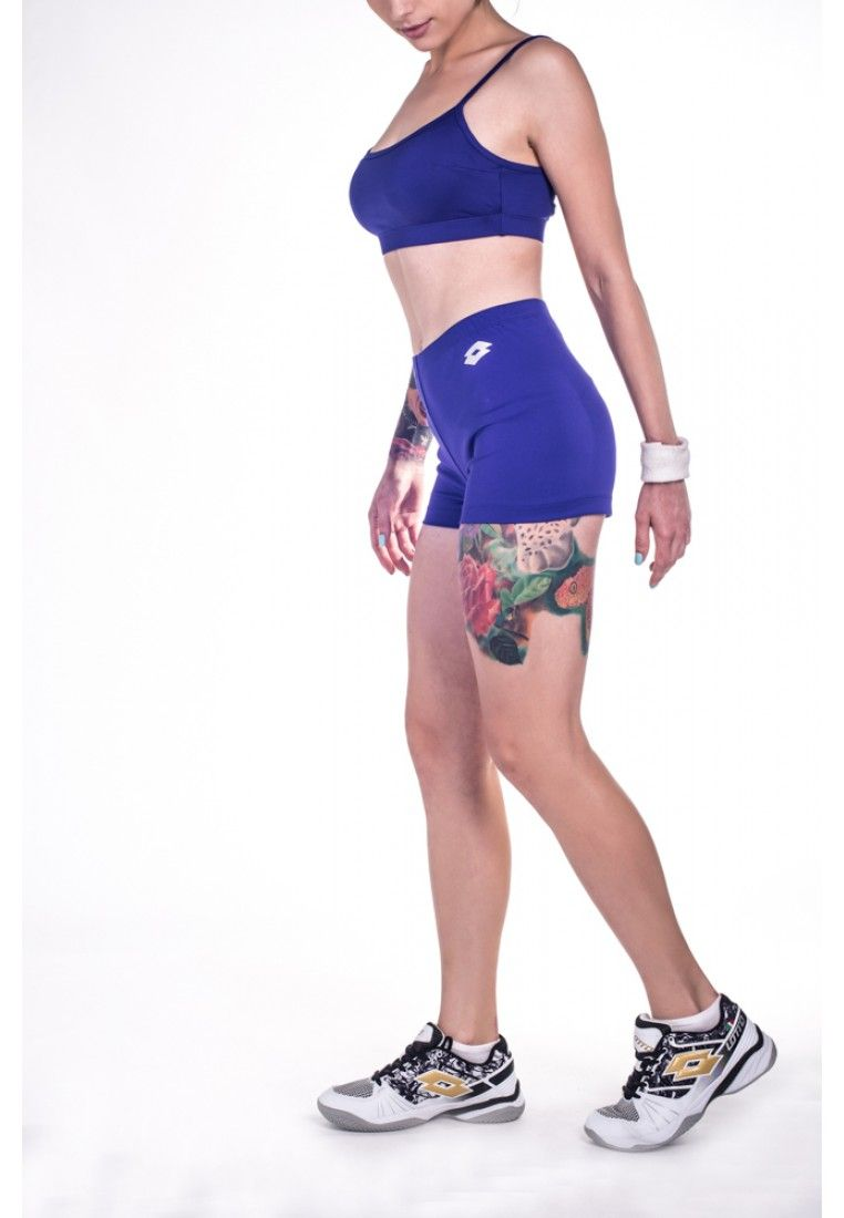 Теннисные шорты женские Lotto ACE SHORT UND W S5606