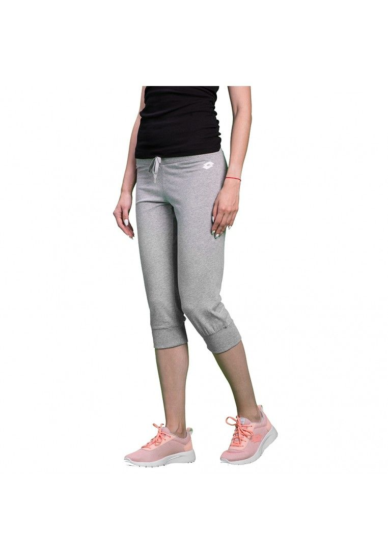 Бриджи женские Lotto SENSE PANTS MID STC W S6182
