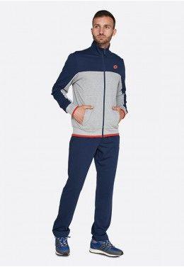 Мужская спортивная одежда Спортивный костюм мужской Lotto MASON IV SUIT FT S6928