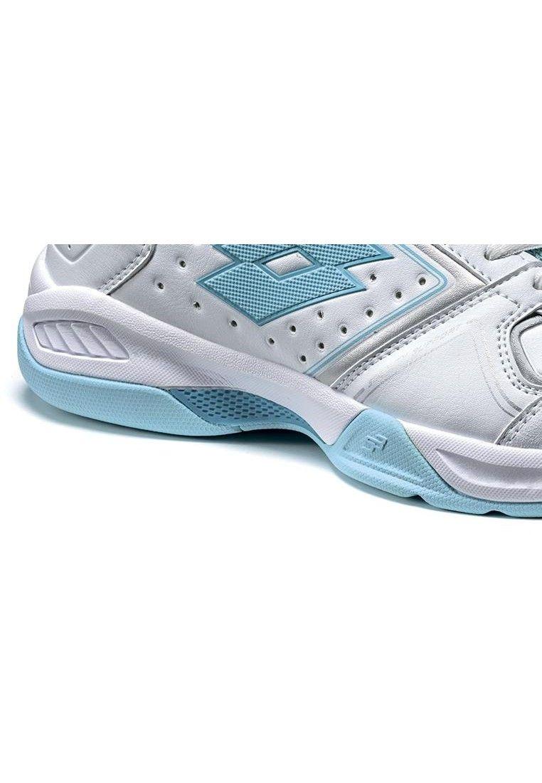 Кроссовки теннисные женские Lotto T-TOUR IX 600 W S7336