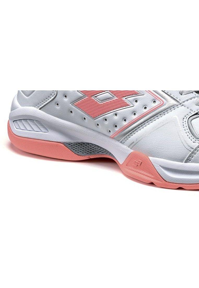 Кроссовки теннисные женские Lotto T-TOUR IX 600 W S7338