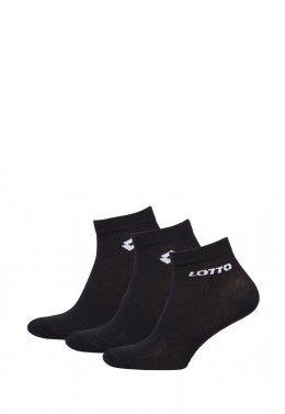 Носки женские Носки спортивные Lotto SOCK ANKLE II - PK3PRS (Упаковка,3 пары) L55046..