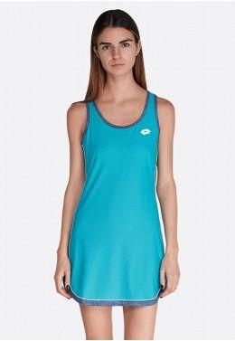 Теннисное платье женское Lotto SQUADRA W DRESS PL 210395/4M6 Теннисное платье женское Lotto SHELA III DRESS W S8647