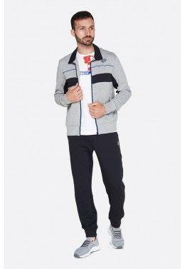 Спортивный костюм мужской Lotto MASON V SUIT RIB BS FL S8757
