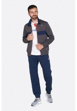 Спортивный костюм мужской Lotto MASON V SUIT RIB BS FL S8758