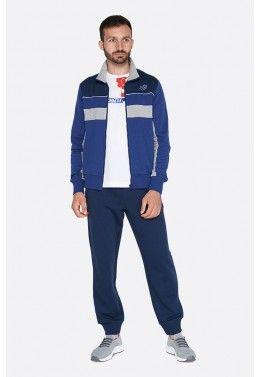 Мужские спортивные костюмы Спортивный костюм мужской Lotto MASON V SUIT RIB BS FL S8759