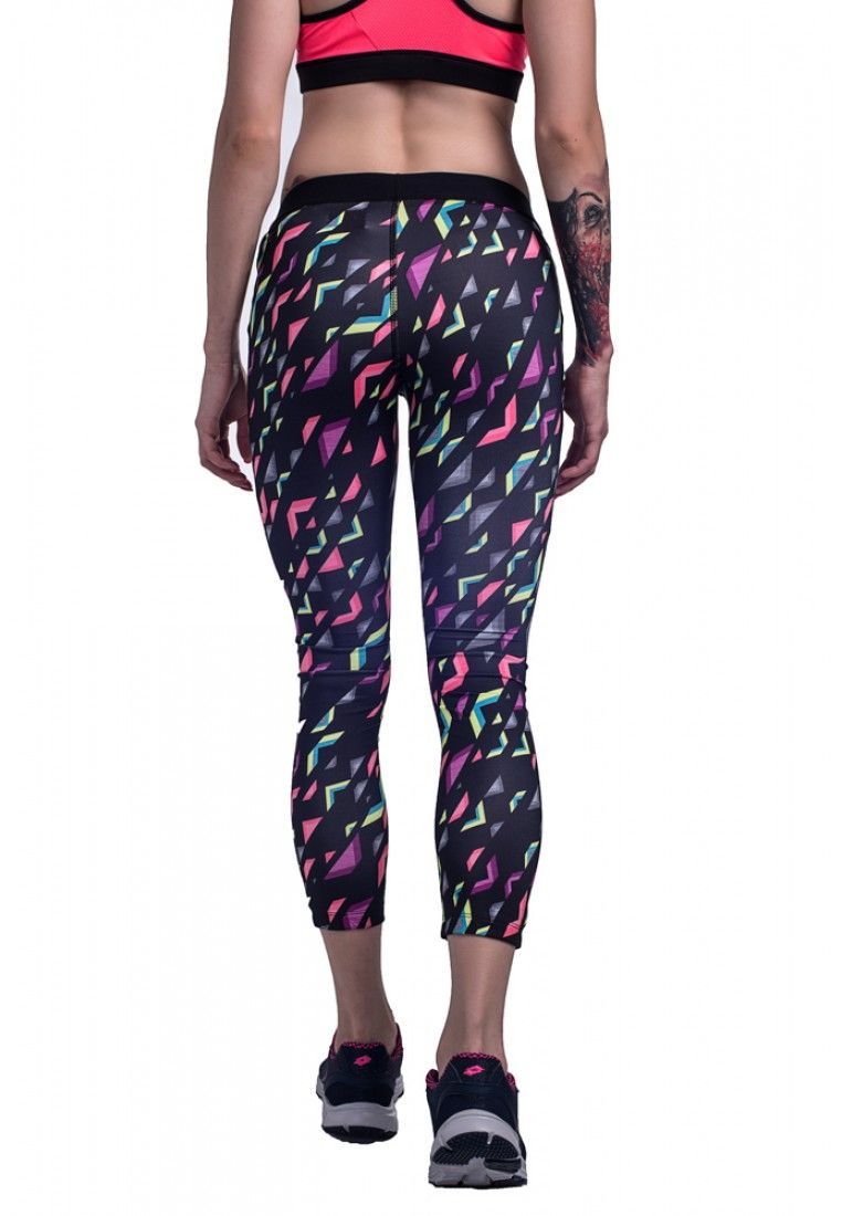 Бриджи женские Lotto URSULA V LEGGINGS MID W S9055