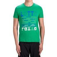 Футболка мужская Lotto L73 II TEE LOGO PLUS S9254
