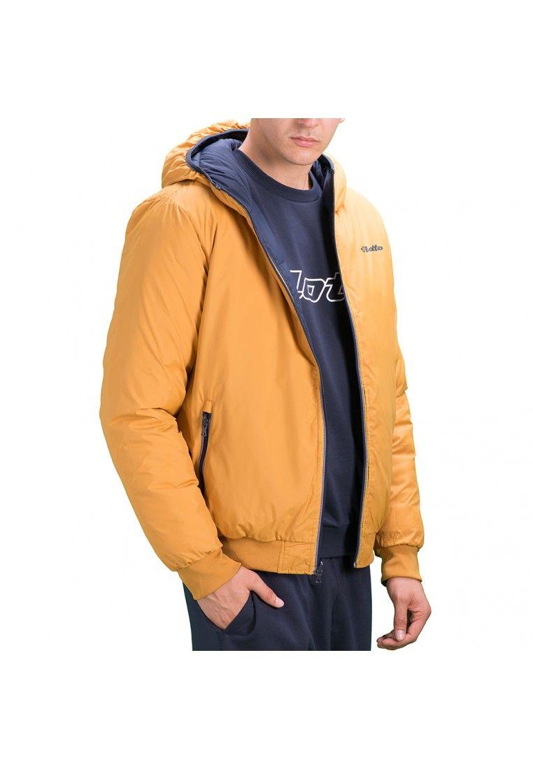 Куртка мужская двухсторонняя Lotto JONAH III BOMBER HD TWIN S9351