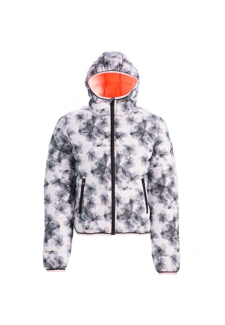Куртка женская Lotto IZA III BOMBER PAD PRT W S9357