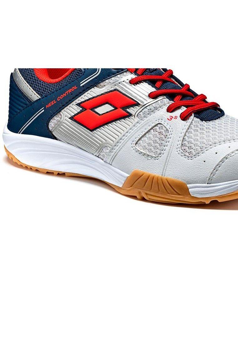 Кроссовки для бадминтона мужские Lotto JUMPER 400 S9503