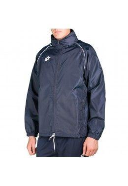 Спортивная одежда для мальчиков Ветровка детская Lotto DELTA JR JACKET WN PL L55724/1CI