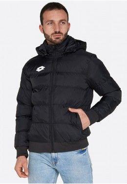 Спортивная одежда для мальчиков Куртка детская Lotto BOMBER DELTA JR L55726/1CL