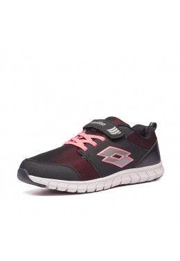 Спортивная обувь для девочек Кроссовки детские Lotto SPACERUN IV JR SL T0198