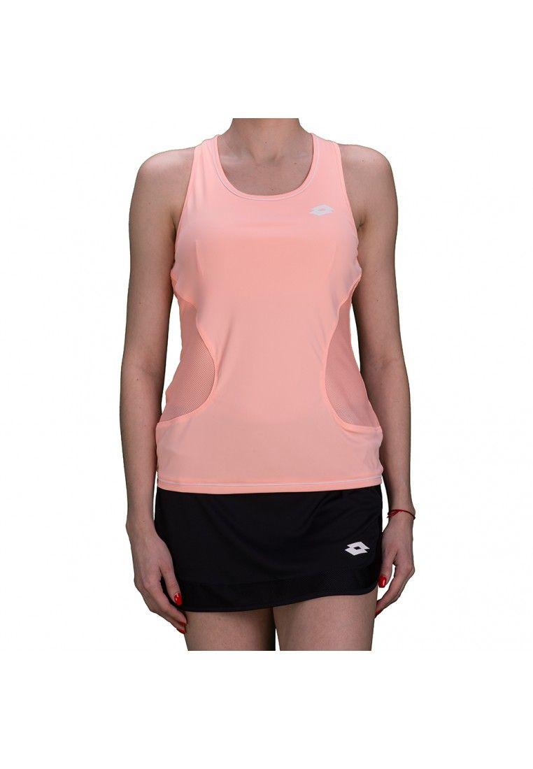 Майка для тенниса женская Lotto SHELA IV TANK W T1861