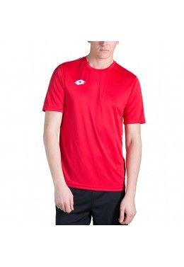 Игровая футбольная форма Футболка футбольная мужская Lotto JERSEY DELTA SS T1918