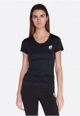 Спортивная одежда Футболка женская Lotto SMART TEE PL W T2262