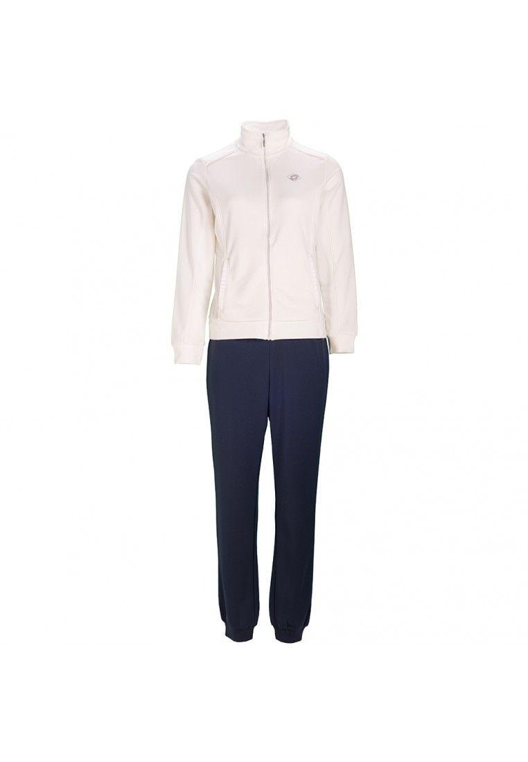 Спортивный костюм женский Lotto MERYL VI SUIT RIB PL W T3314