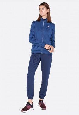 Спортивные Костюмы Спортивный костюм женский Lotto MERYL VI SUIT RIB PL W T3316