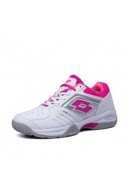 Теннисные кроссовки для женщин Кроссовки теннисные женские Lotto T-TOUR 600 X W T3351