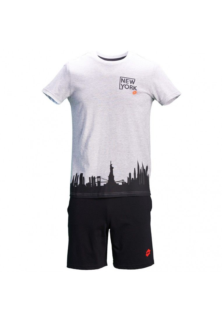 Комплект детский (шорты, футболка) Lotto MARCUS VI KIT B T3368