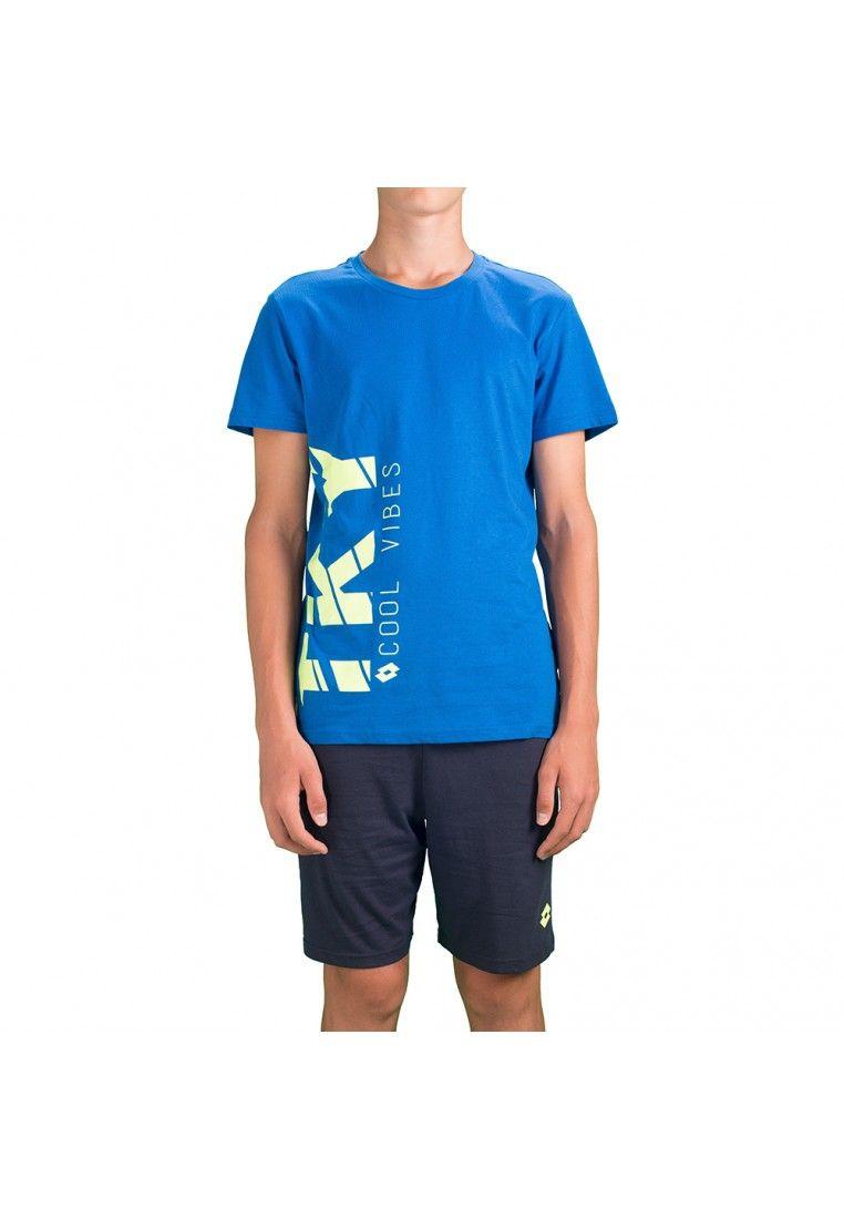 Комплект детский (шорты, футболка) Lotto MARCUS VI KIT B T3369