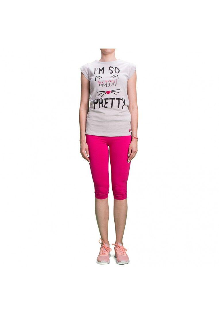 Комплект детский (шорты, футболка) Lotto DOLLY VI KIT G T3381