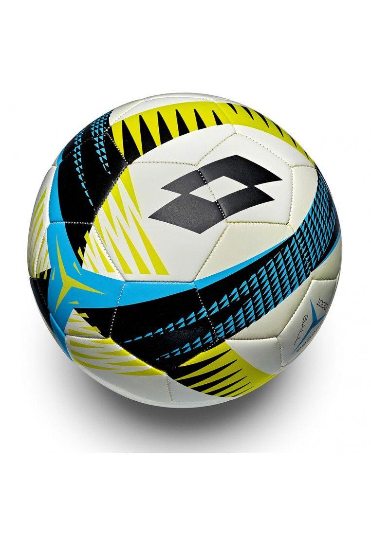 Мяч футбольный Lotto BALL FB 1000 IV 5 T3693/T3711