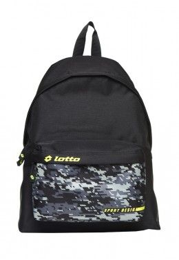Спортивный рюкзак Lotto BACKPACK SOCCER OMEGA III 212288/5DJ Спортивный рюкзак Lotto BACKPACK RECORD III CAMOU T3752/T3771
