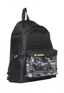 Спортивный рюкзак Lotto BACKPACK RECORD III CAMOU T3752/T3771