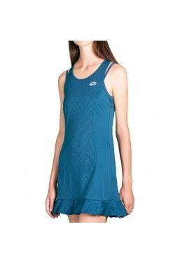 Кроссовки детские Lotto T-STRIKE IV CL S T4172 Теннисное платье детское Lotto NIXIA IV DRESS+BRA G T5092