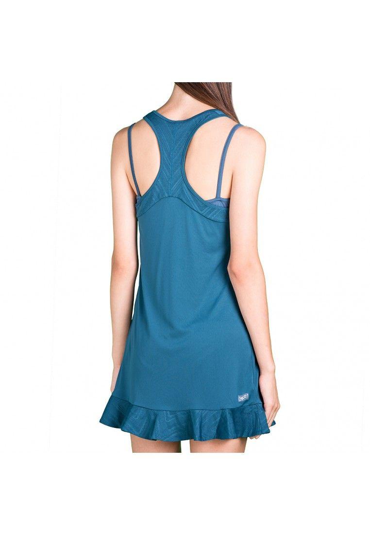 Теннисное платье детское Lotto NIXIA IV DRESS+BRA G T5092