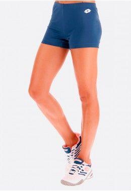 Кроссовки теннисные женские Lotto VIPER ULTRA III SPD W S7327 Теннисные шорты женские Lotto ACE SHORT UND W T5227