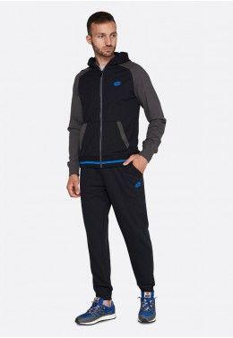 Мужские спортивные костюмы Спортивный костюм мужской Lotto MASON VII SUIT HD RIB FT T5444