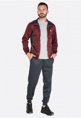 Рекомендуемые Спортивный костюм мужской Lotto MASON VII SUIT RIB BS PL T5445