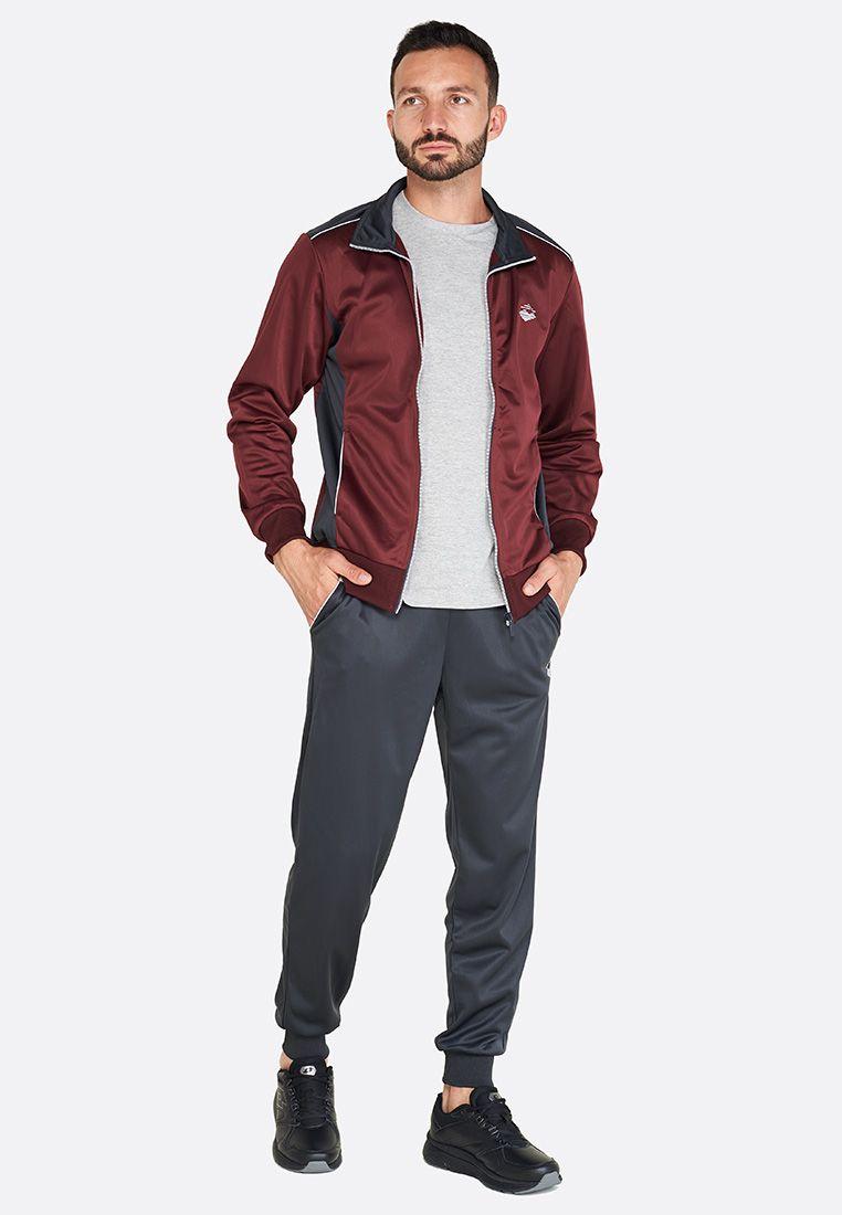 Спортивный костюм мужской Lotto MASON VII SUIT RIB BS PL T5445