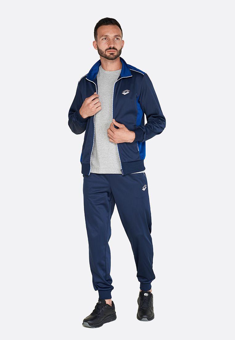 Спортивный костюм мужской Lotto MASON VII SUIT RIB BS PL T5446