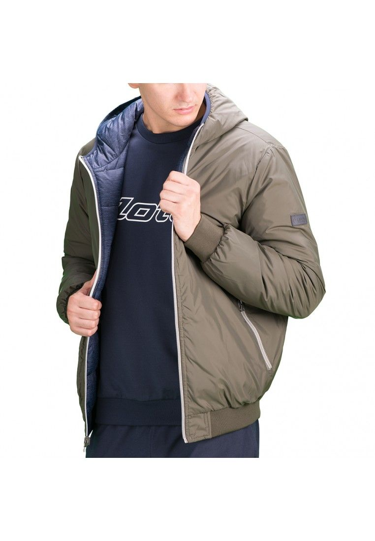 Куртка мужская Lotto JONAH IV BOMBER HD TWIN T5492
