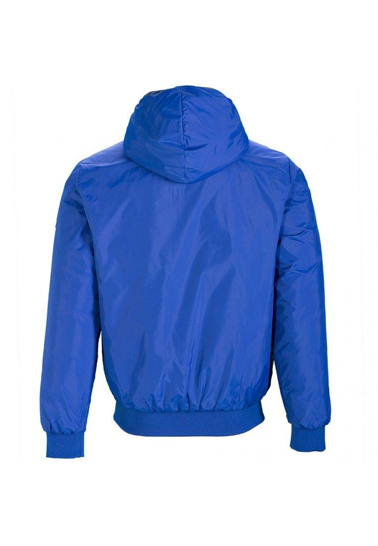 Куртка мужская двухсторонняя Lotto JONAH IV BOMBER HD TWIN T5493